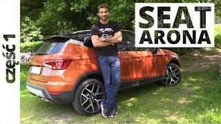 Seat Arona 1.5 TSI 150 KM, 2018 - test AutoCentrum.pl #391