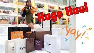 Luxury Haul Part 2 2018! Feeling ko nagshopping ako!!! ????