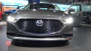 2020 Mazda 3 SkyActiv G - Exterior And Interior Walkaround - 2018 LA Auto Show