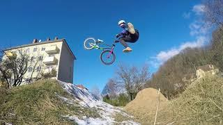 LuxBikeTV  MTB und BMX Crash Compilation