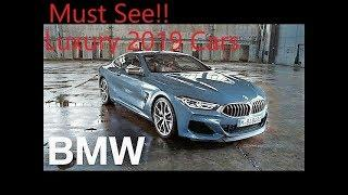 You Must See Top 11 !!! Luxury Cars New Coming 2019  best of the best