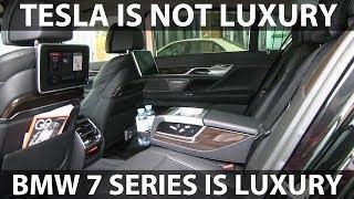 Tesla is not a luxury car