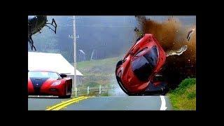 SUPERCAR CRASH & FAILS 2018 -  idiot compilation Luxury car fails