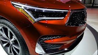 NEW 2019 - ACURA RDX A-Spec SUPER SUV - Exterior and Interior 1080p