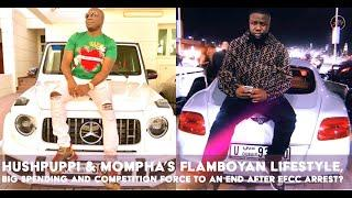 THE STORY & TRUTH ABOUT HUSHPUPPI AND MONEYMAN, MOMPHA'S RELATIONSHIP