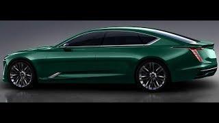 NEW 2019 - Cadillac Escala Elegance Super Luxury - Interior and Exterior 1080p Full HD