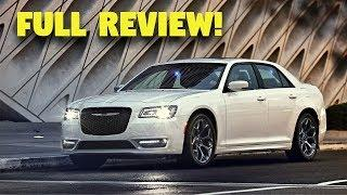 2018 Chrysler 300S In-Depth Review - Powerful Luxury or Outdated Model?