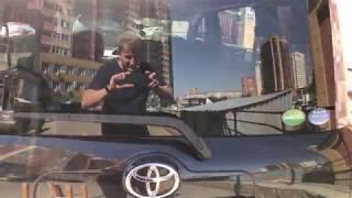 Отзыв о работе компании Luxury Auto (Люкс Авто) Новосибирск №267 Toyota Sienta