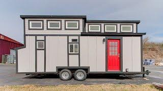 Beautiful The Fully Furnished Custom Thow With Luxury Amenities | Lovely Tiny House