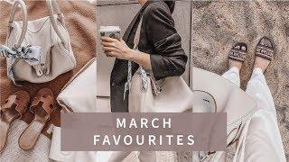 MARCH LUXURY FAVORITES 2019 | MOST USED BAGS & SHOE COLLECTION | HERMES, DIOR, CHANEL | LUXY THEORY