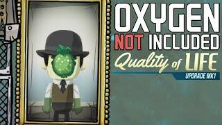 Looking for More Luxury - Oxygen Not Included Gameplay - Quality of Life Upgrade Mk1