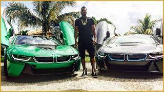Jason Derulo's Luxury Car Collection.