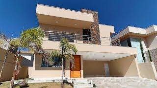 Sobrado de Alto Padrão no Condomínio Jardins Valencia - Luxury Listings Brazil