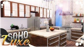 SOHO LUXE APARTMENT ⭐ | The Sims 4 | Speed Build