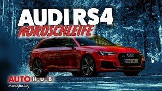 Audi RS4  - Die Erfahrung in der grünen Hölle