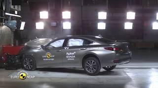 Crash Test Lexus ES