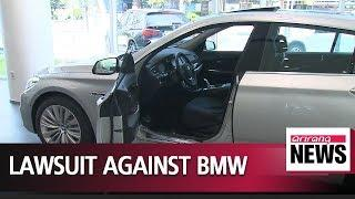 South Korean consumers file complaint against BMW over auto blazes