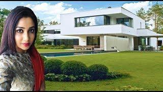 Shreya Ghoshal Luxury Life | Net Worth | Salary | Business | Cars | House | Family | Biography