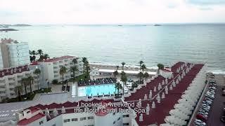 Ibiza style LUXURY HOTEL IN PLAYA D'EN BOSSA, IBIZA HOTEL GARBI & SPA IBIZA ⭐️⭐️⭐️⭐️
