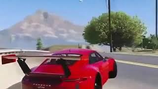 Gta lux car drift CRASH