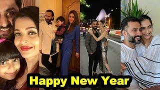 Bollywood Actors New Year Celebrations - Aishwarya Rai Bachchan, Kareena Kapoor Khan, Priyanka Chopr