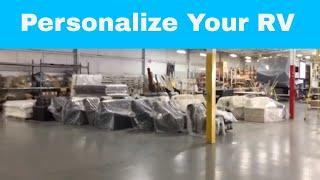 Personalize your RV - Factory Direct Manufacturer of Luxury Fifth Wheels