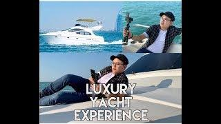 LUXURY YACHT EXPERIENCE - VLOGGERS POWER