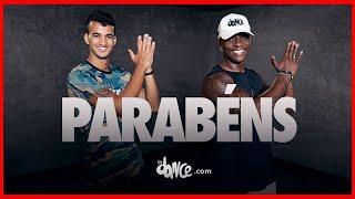 Parabéns - Pabllo Vittar ft. Psirico | FitDance SWAG (Official Choreography)
