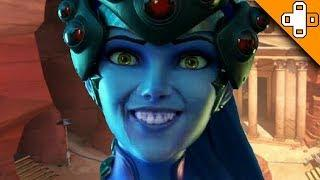 When the Enemy Team Doesn't Move - Overwatch Funny & Epic Moments 546