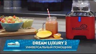 Супер блендер - очень мощный и красивый Rawmid dream luxury 2 (bdl-09)