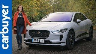 Jaguar I-Pace electric SUV 2019 in-depth review - Carbuyer