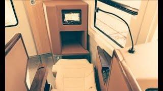 Barang Baru... Begini Cara Kerja Sleeper Seat di Kereta Luxury Indonesia
