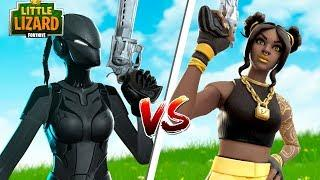 LYNX vs LUXE!!! - Fortnite SEASON 8 Short Film