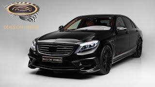 2016 Mercedes-Benz Brabus 850 | Deals On Wheels | Dubai | Luxury Cars in UAE