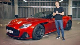 Aston Martin DBS Superleggera | Walkaround | Top Gear