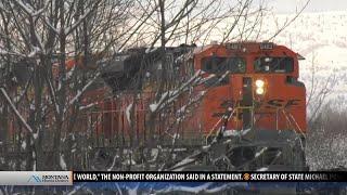 Belgrade man killed in train, vehicle crash
