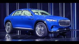 NEW 2020 - Mercedes Maybach Super Luxury Elite SUV - Exterior and Interior Full HD