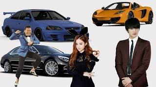 Top 5 Most Expensive And Luxury Cars Of KPOP Celebrities ★ K-Pop Stars Cars