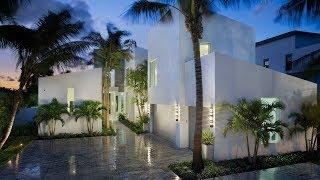 Modern Architecture | Luxury Homes in Florida | 1044 South Ocean Boulevard Delray Beach, Florida