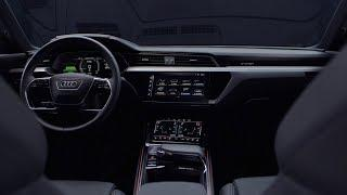 Audi e-tron Defined: Interior Design