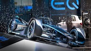 Mercedes-Benz Cars at the 2019 Geneva International Motor Show