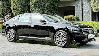 2019 Kia K900 -  Flagship Luxury Sedan