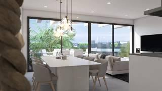 New Luxury Development of Modern Apartments and Penthouses