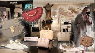 Luxury Shopping Vlog ☆ BAGS & SHOES ☆ Gucci - Valentino - Givenchy - Chloe & More!