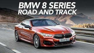 BMW 8 Series - Road and Track Test - Ascari Race Circuit and Malaga CF - Spain