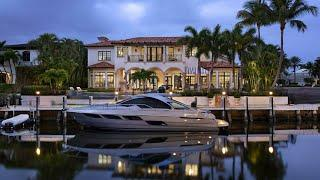 Luxury Florida Real Estate -  Waterfront Homes | 360 E Coconut Palm Road Boca Raton, Florida