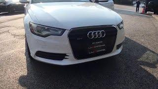 2013 Audi A6 Milwaukee, WI, Kenosha, WI, Northbrook, Schaumburg, Arlington Heights, IL 4973