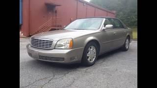 Better attempt of 2004 Cadillac Deville Review