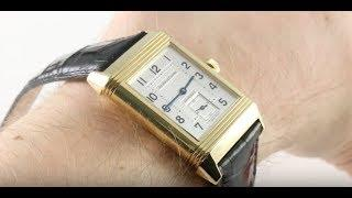 Jaeger-LeCoultre Reverso Duo Q2711420 Luxury Watch Review