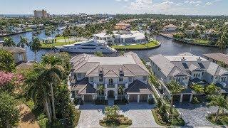 Luxury Florida Estate - 484 South Maya Palm Drive Boca Raton, Florida